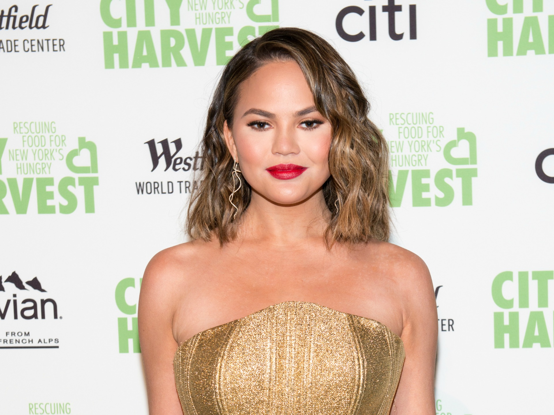 Chrissy Teigen Keeps It Real By Admitting Everything About Her Is