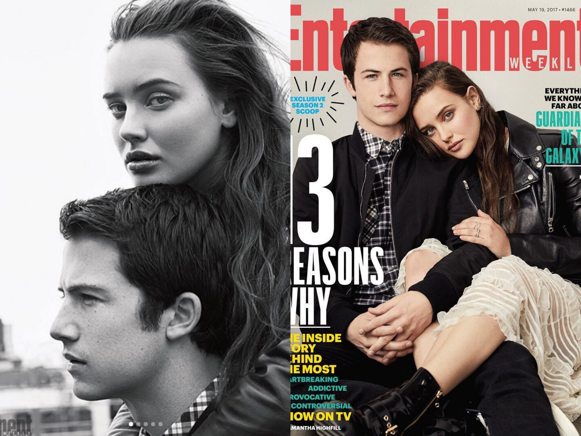 Katherine Langford responds strongly to controversy surrounding 13 reasons why