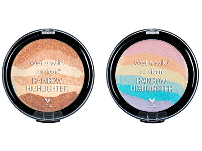 wet and wild highlighter makeup