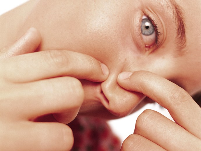 Introducing skin gritting: The new way to remove blackheads