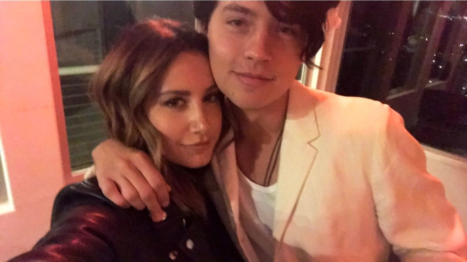 Cody Martin (Cole Sprouse) and Maddie Fitzpatrick (Ashley Tisdale) were reunited and it was the most GLORIOUS thing ever. But rather than bumping into each other in the foyer of Tipton Hotel, the two hung out together at Bailey Pickett (Debby Ryan)'s bday party.