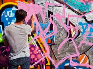 Dick Graffiti Condom