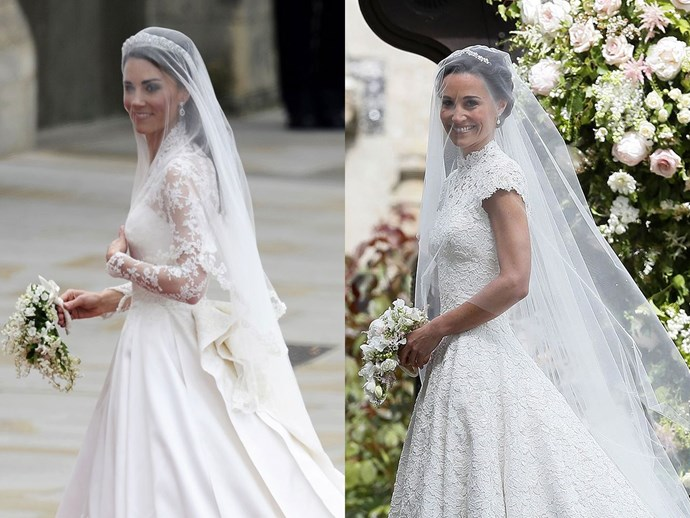 pippa middleton kate middleton wedding