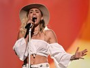 Miley Cyrus crying during her Billboard Music Awards performance will give you all the feels