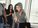 Ariana Grande returns to the U.S. following Manchester concert bombing