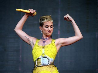 Katy Perry is not embarrassed about the ridiculous amount of money she's making on American Idol