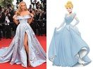 All the times celebrities channelled Disney princesses on the red carpet