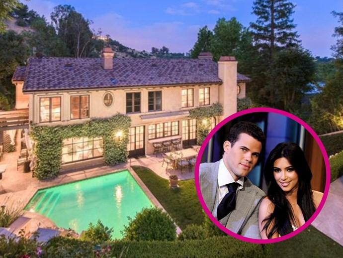 Kim Kardashian Kris Humphries House for Sale
