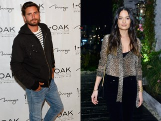 Scott Disick ditches Bella Thorne for the chick he cheated on Kourtney Kardashian with