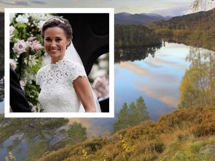pippa middleton scottish estate