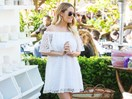 Every look from Lauren Conrad's new maternity line