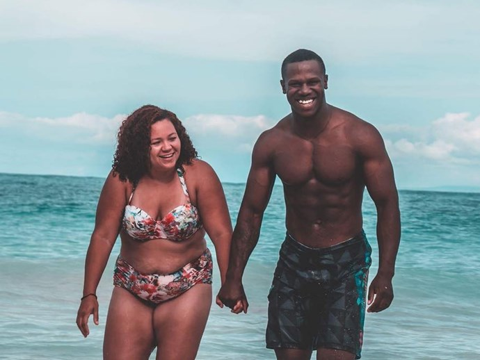 This Woman's Post About Having a Different Body Type Than Her Husband Will Straight-Up Inspire You