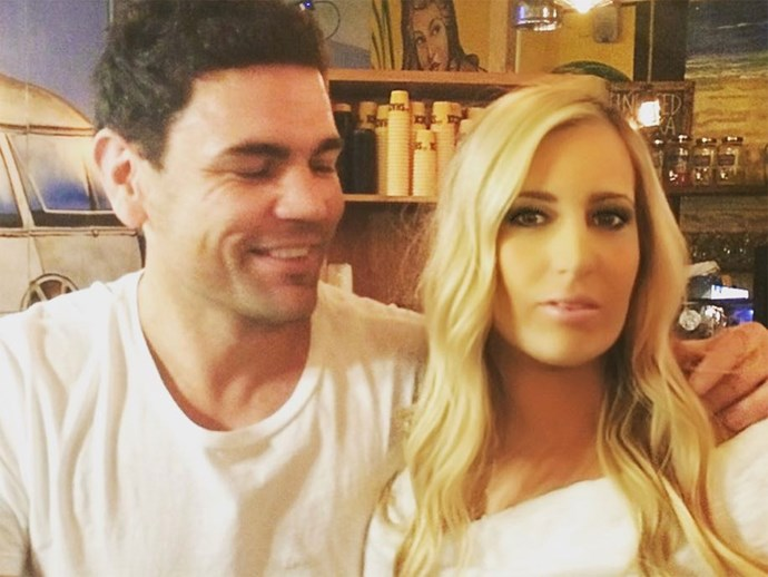 Married at First Sight Scarlett and Jonesy