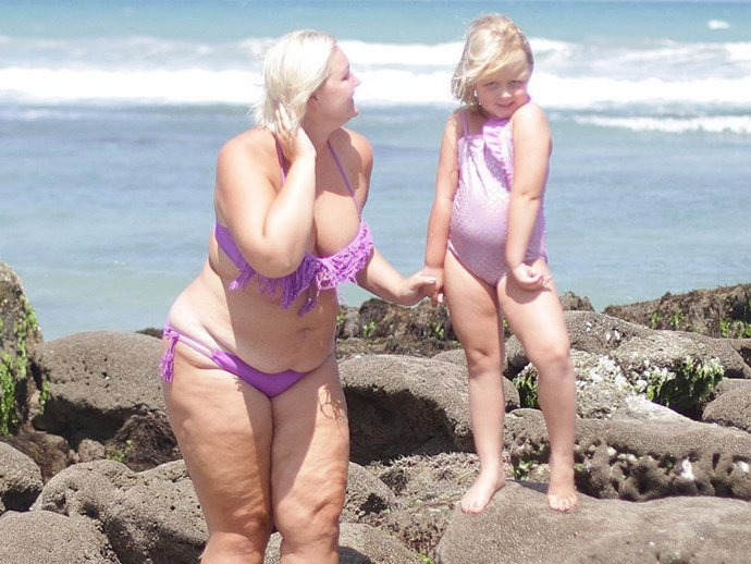 This Mum's Response to Her Daughter Calling Her Fat Is Incredibly Sweet