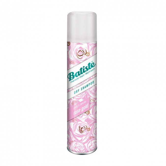 "**Batiste Rose Gold Dry Shampoo, $9.99 at [Priceline](https://www.priceline.com.au/hair/hair-care/dry-shampoo-and-conditioner/batiste-rose-gold-dry-shampoo-200-ml|target=""_blank""