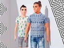 God Help Us All, the New Line of Ken Dolls Have Man Buns