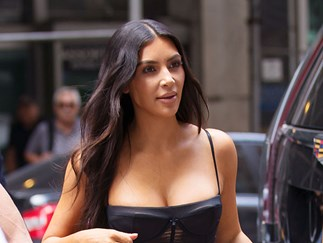 Kim Kardashian claims her butt was photoshopped to look bad