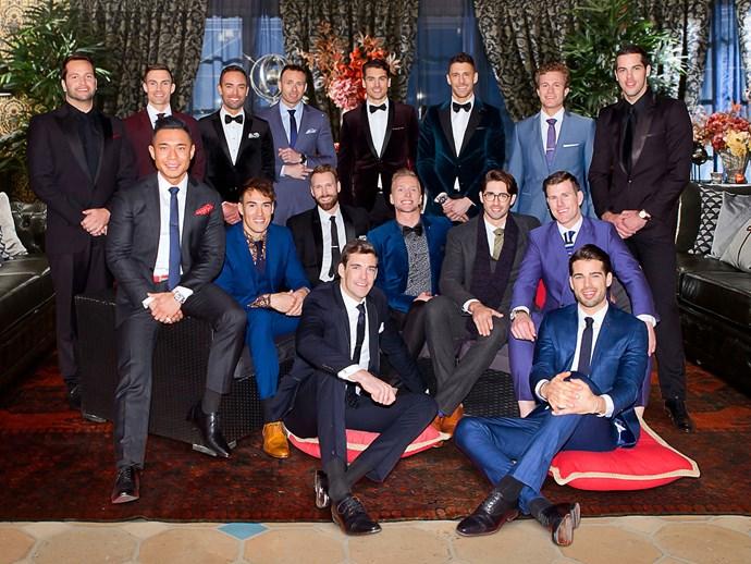The Bachelorette Australia 2016 Contestants