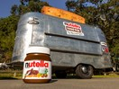 There is a Nutella truck driving around Australia giving away free snacks