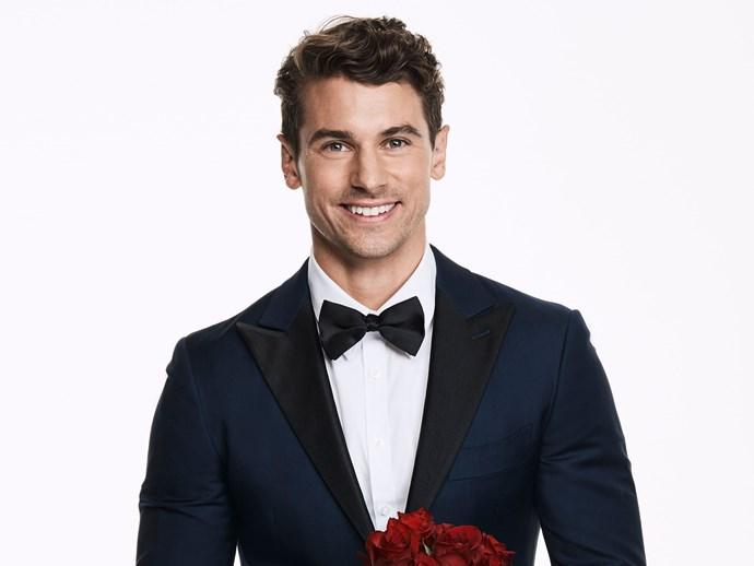 Matty J The Bachelor Australia