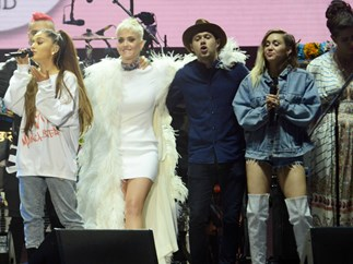 Katy Perry's backstage video at One Love Manchester is absolutely gorgeous