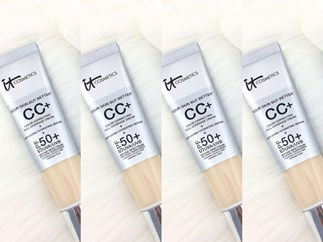 This CC cream is so bloody good, I'm ready to part with foundation forever