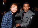 Jamie Foxx's story about Ed Sheeran crashing on his couch is truly mental