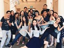 The cast of the 'Crazy Rich Asians' movie has shared epic photos from the set