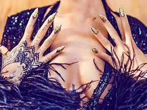 20 times stunning stiletto nails slayed the nail game