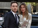 RIP our hearts: Ed Westwick and his new girlfriend got matching tattoos