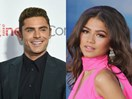 Zac Efron and Zendaya get steamy AF in new 'Greatest Showman' trailer
