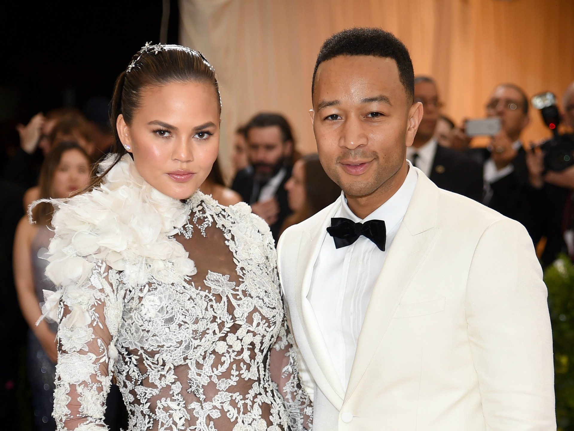No more: Chrissy Teigen wants Twitterverse to stop sending