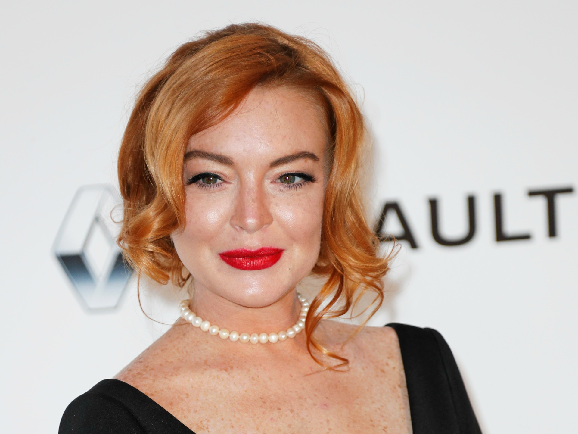 Lindsay Lohan Defends Donald Trump: 'Stop Bullying Him'
