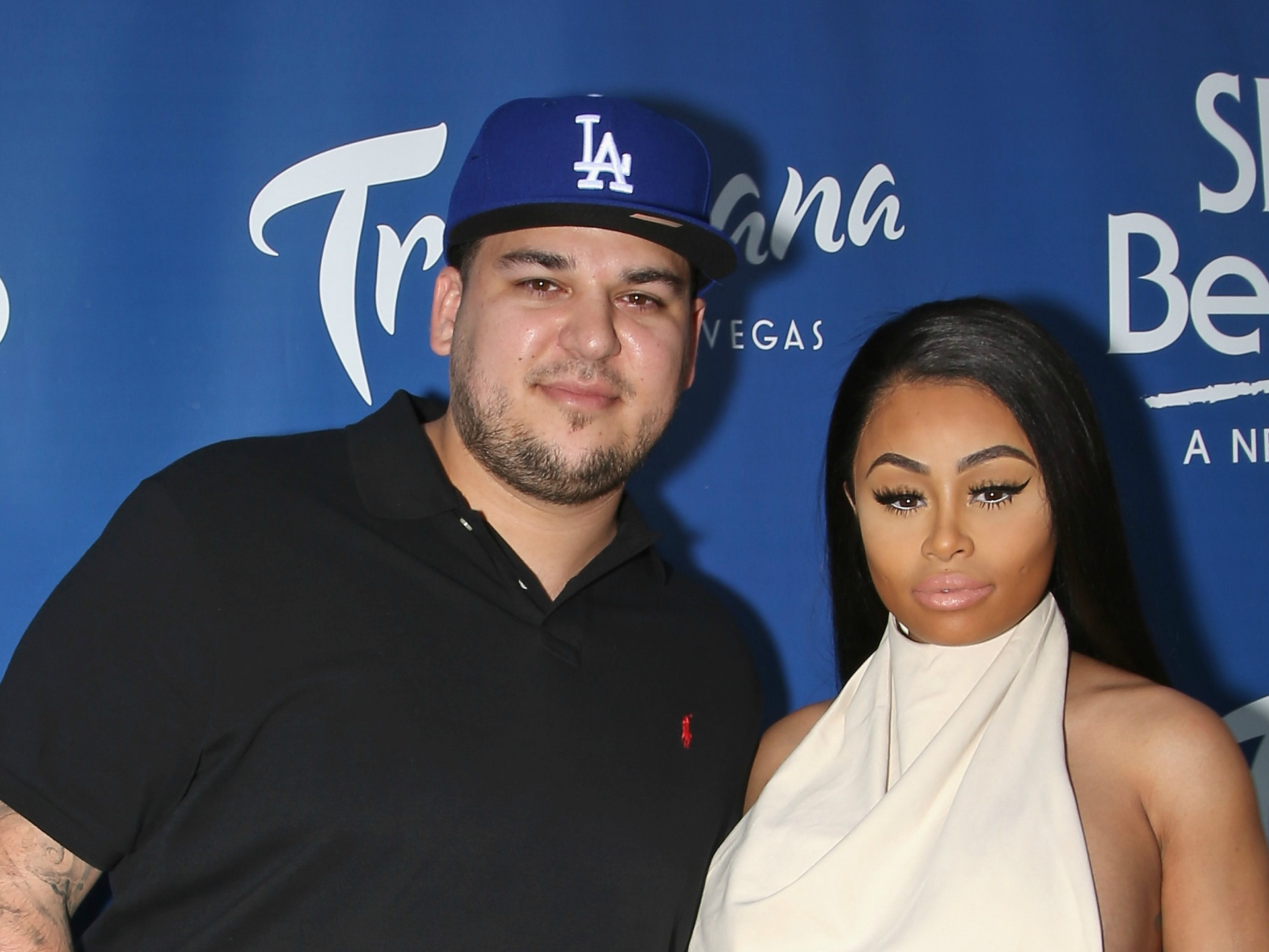 Rob Kardashian leaked Blac Chyna's nudes, she claims he beat her