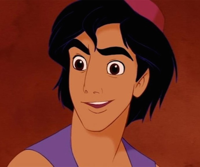 aladdin cougar women Contents[show] plot when aladdin tricks jasmine on going on a date, so that way he can go to a island which has a treasure that only appears when in the light of the full moon.