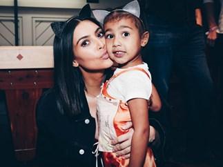 Kim Kardashian Shut Down Critics Who Thought She Dressed North in a Corset