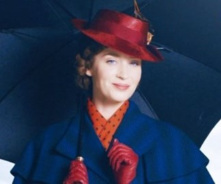Mary Poppins remake Emily Blunt