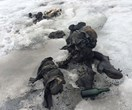 Melting glacier reveals perfectly preserved couple who have been missing for 75 years