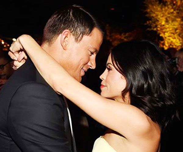 Jenna Dewan had awkward first meeting with Channing Tatum