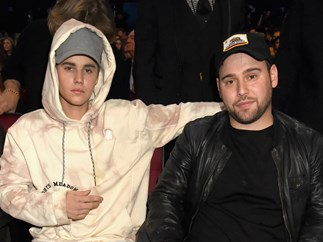 """Justin Bieber's manager Scooter Braun says he quit his world tour for his """"soul and well being"""""""
