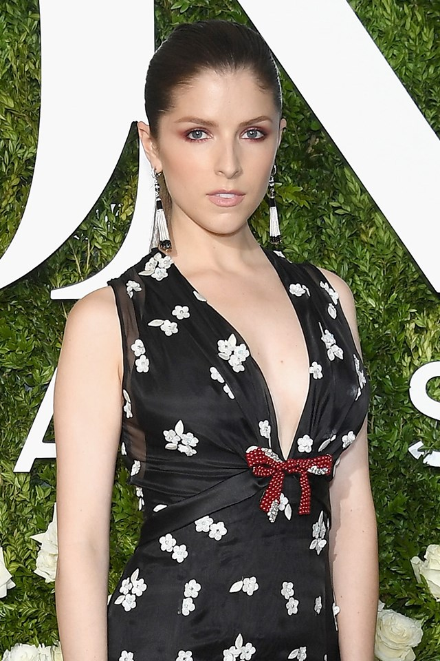 "**Anna Kendrick** <br><br> Anna got a little frisky when she went to the cinemas to watch a Ryan Gosling movie. ""Ugh – NEVER going to a Ryan Gosling movie in a theater again,"" she [tweeted](https://twitter.com/AnnaKendrick47/status/290892494152028160). ""Apparently masturbating in the back row is still considered 'inappropriate'."" When [*Nylon*](http://www.nylon.com/articles/anna-kendrick-cover-february-2015) asked Anna about her tweet, she said, ""Thank God I've never been in a room with him!"" But she had zero regrets, adding, ""I don't feel embarrassed."""
