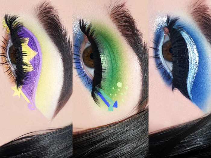 This girl did makeup looks based on our fave childhood shows and they're freakin' epic
