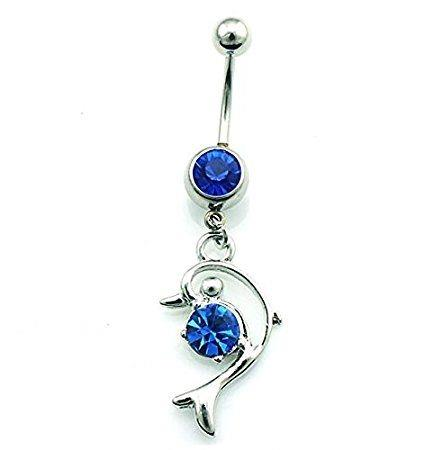 17 Things You Ll Know If You Had A Belly Button Ring Elle Australia