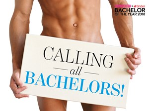 Calling all bachelors! Nominate now for Cosmopolitan's Bachelor of the Year Awards 2018!