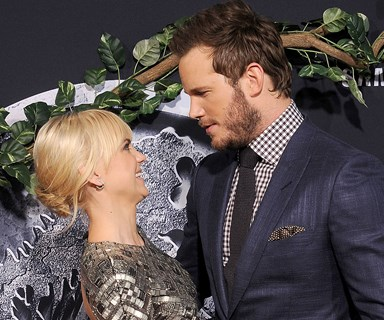 4 super subtle signs that Chris Pratt and Anna Faris were on the rocks