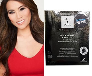 PSA: Dr. Pimple Popper just created an acne-fighting sheet mask