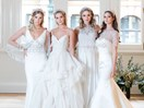 Badgley Mischka Bridal launches at Eternal Bridal in Australia