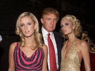 """Paris Hilton thinks women who have accused Donald Trump of sexual harassment only do it for """"attention and fame"""""""