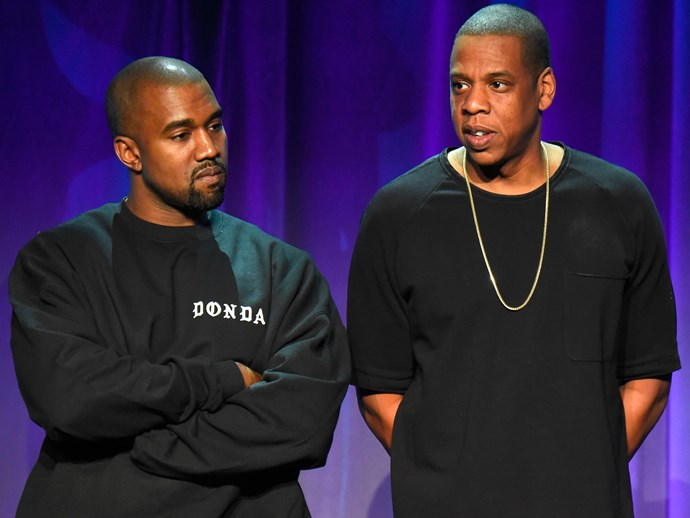 """JAY-Z Finally Opens Up About THAT Fight With Kanye: """"You Can't Bring My Kid or My Wife Into It"""""""