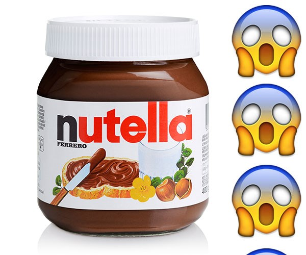 NOT A DRILL: 20 tonnes of Nutella has been stolen from a truck in Germany